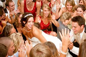 Hire the Right Wedding DJ with Citron Sound Services DJs